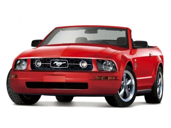 フォード マスタング V6 コンバーチブル プレミアム|ニューモデル速報