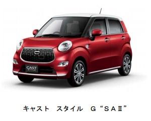 """キャスト スタイル G""""SAⅡ"""""""