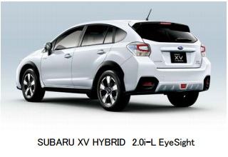 SUBARU XV HYBRID 2.0i-L EyeSight