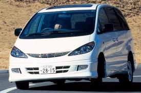 トヨタ エスティマアエラス フロントスタイル|ニューモデル試乗