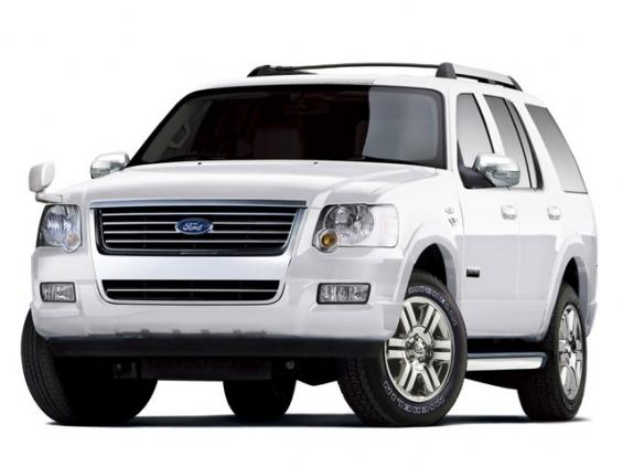 フォード エクスプローラーV8 LIMITED|ニューモデル速報