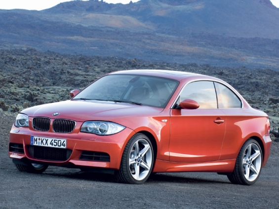 BMW 135i Coupe|ニューモデル速報