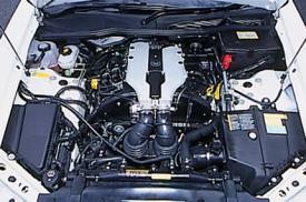キャデラック CTSのエンジン|プレイバック試乗記
