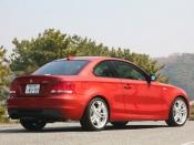 BMW 1シリーズ クーペ リアスタイル リア|ニューモデル試乗