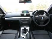 BMW 1シリーズ クーペ インパネ|ニューモデル試乗