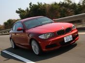 BMW 1シリーズ クーペ 走り|ニューモデル試乗