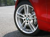 BMW 1シリーズ クーペ タイヤ|ニューモデル試乗