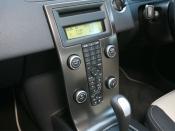 ボルボ C30 オーディオ&空調パネル|ニューモデル試乗