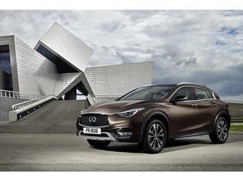 インフィニティ「QX30」をロサンゼルスオートショーと広州国際モーターショーにて初公開