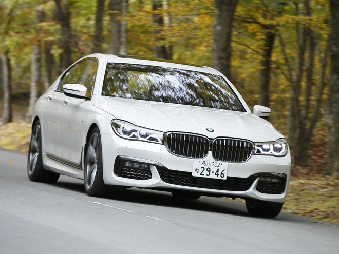 BMW7シリーズは真のBMWフリークにオススメしたいクルマだ