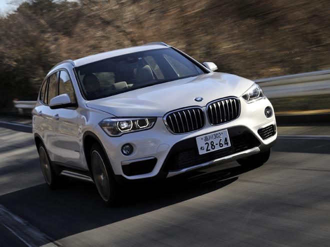 BMWX1は本格派アスリートと言えるクルマである