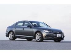 プレミアムミッドサイズセダンの次なるスタンダード 新型 Audi A4を発表