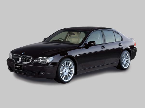 BMW 7シリーズ ダイナミック・スポーツ・エディション|ニューモデル速報