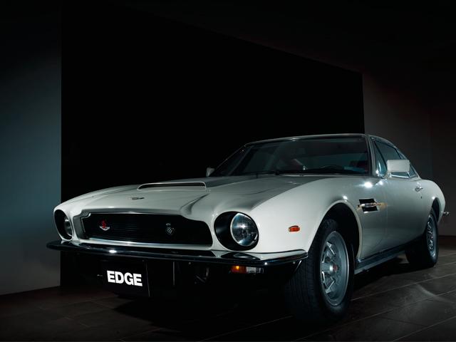 アストンマーティン激動の時代を 生き抜いた名車 Aston Martin