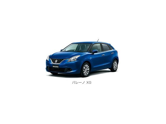 スズキ、新型小型乗用車「バレーノ」を発売