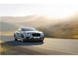 ▲Continental GT Speed