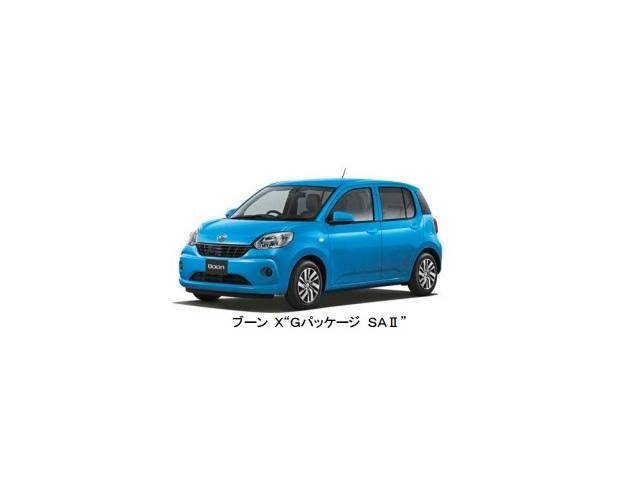 小型乗用車「ブーン」フルモデルチェンジ 軽自動車で培ったノウハウを生かして、小型乗用車を大幅進化