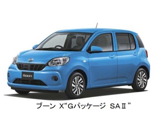 小型乗用車「ブーン」フルモデルチェンジ 軽自動車で培ったノウハウを ...