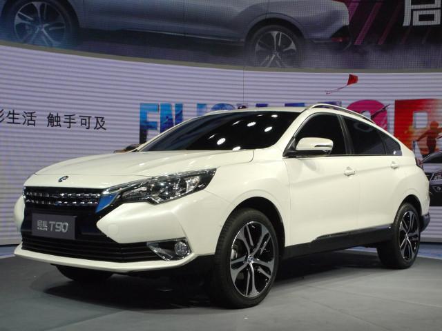 ▲日産自動車と東風汽車の中国合弁、東風日産が企画する独自のブランド、ヴェヌーシアが発表したクロスオーバークーペがT90だ。若者世代のニーズやライフスタイルに応える新しいタイプのSUV像が目指されている