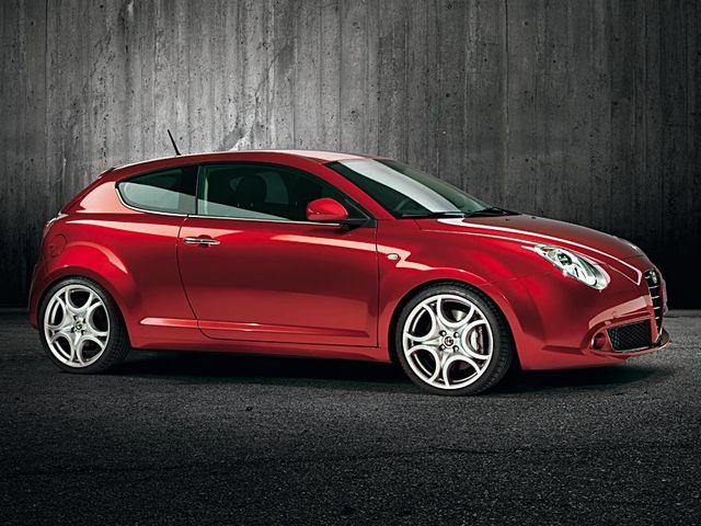 ▲デザイン・コンシャスな3ドアハッチとして一部で人気のアルファロメオ ミト。ちなみにミト(MiTo)という車名はミラノ(Mi)でデザインされ、トリノ(To)で生産されたことに由来している