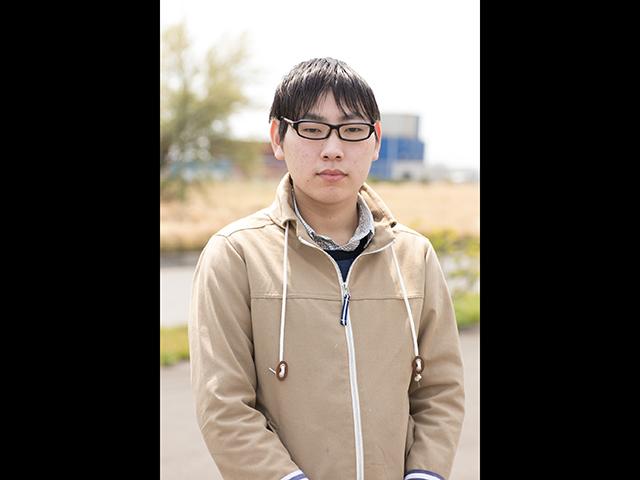 ▲鈴木隼人さん。福島県出身・東京都在住の会社員、19歳。車好きだった父親の影響で自身も自動車ファンに。当初はスポーツカーに熱中したが、その後ミニやルノー トゥインゴなどのヨーロピアンコンパクトを好むようになった