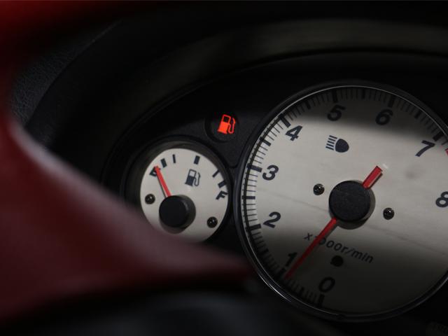 ▲レース終了30分前に燃料のエンプティランプが点灯したが、ガス欠することなく無事に完走を果たした。勝負に「たら・れば」は禁物だが、もう少し燃料に余裕があれば、あと2周走れたら、クラス順位は変わっていたかもしれない……