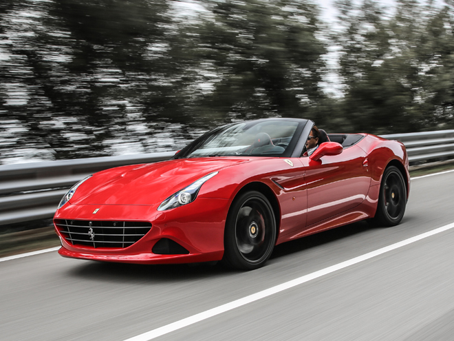 フェラーリ カリフォルニアT ハンドリング・スペチアーレはその名のとおり特別なハンドリングマシンだ
