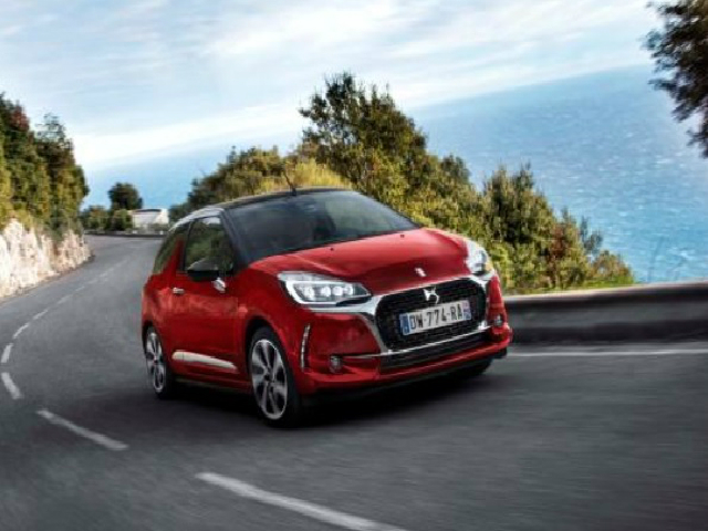 ▲NEW DS 3 Sport Chic