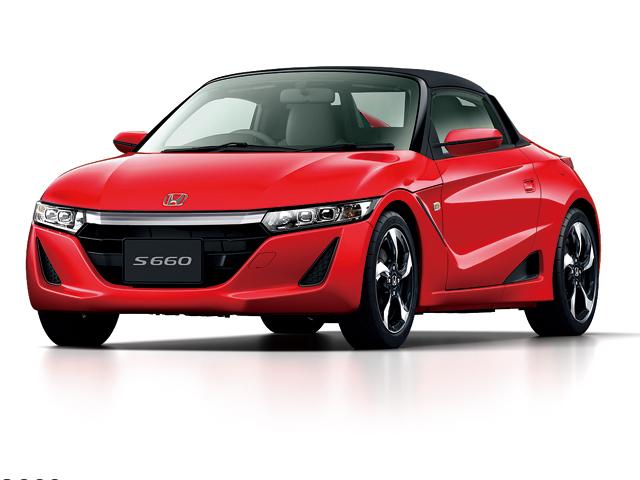 ▲軽自動車の中でも本格的なスポーツカーと言えるホンダ S660。ぜひアルトワークスと乗り比べたい