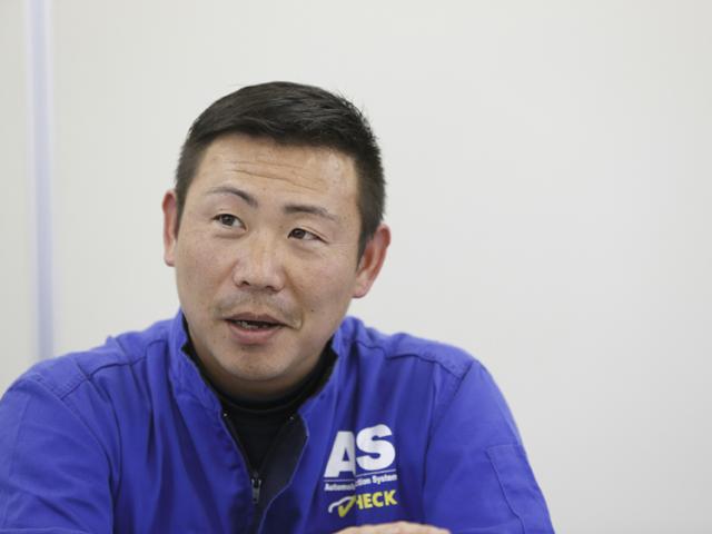 ▲お話を伺った石井健太郎さんは38歳。26歳でAISの検査員になり、2015年からはブロック長として若い検査員の指導にも関わっています