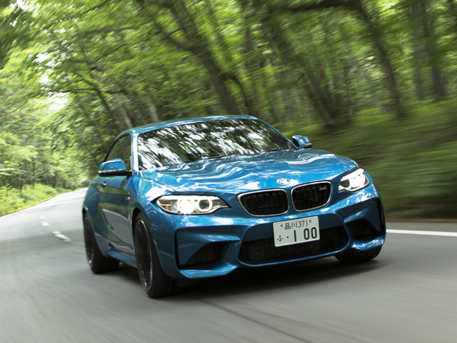 BMW M2クーペはBMW好き以外にもオススメしたい車だ