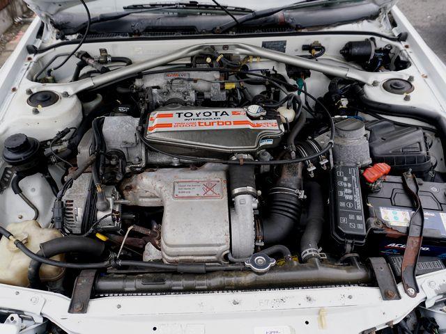 ▲エンジンはクランキング一発で軽やかに始動し、ごく短時間ながら試乗した感触では好調な模様