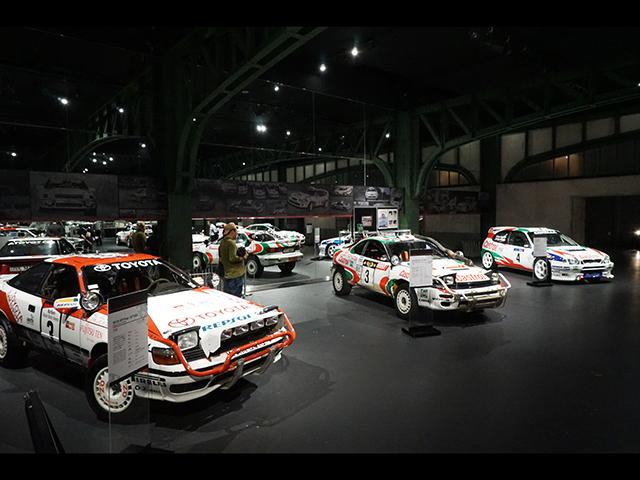 ▲F1などレース用の車両で行われるカテゴリーと違い、「ハコ」=乗用車をベースとした車が用いられるのがラリーの魅力でもあります。私たちが知っているあの車たちも、レース仕様に姿を変えていざ戦いの舞台へ!