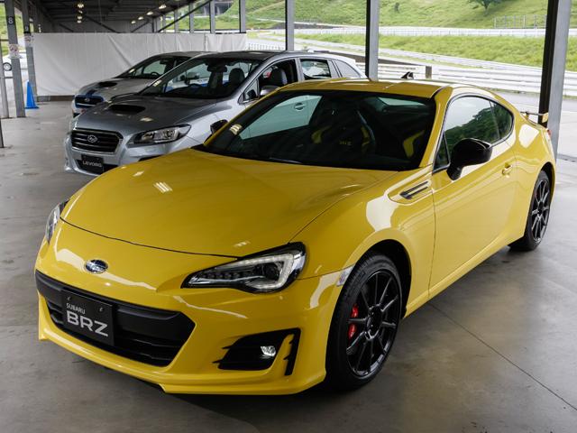▲100台限定の特別仕様車「Yellow Edition」の先行予約は7月7日より