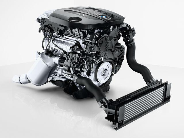 ▲320d系に搭載される4気筒ディーゼルターボエンジン。非常に魅力的なユニットだが、残念ながら250万円以下の価格帯におけるその流通量は少なめだ
