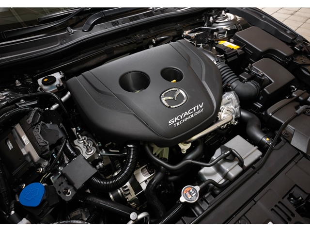 ▲1.5Lディーゼルターボエンジンには、ガラガラという独特のエンジン音を低減させる「ナチュラル・サウンド・スムーザー」に加え、新技術の「ナチュラル・サウンド・周波数コントローラー」が搭載される