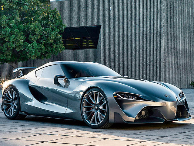 ▲2014年のデトロイトショーに参考出品されたデザインスタディのFT-1。日産 GT-Rと真っ向対決できそうなヘビー級スポーツを連想させる仕上がりだったが、市販時にはコンパクトなサイズとなりそうだ