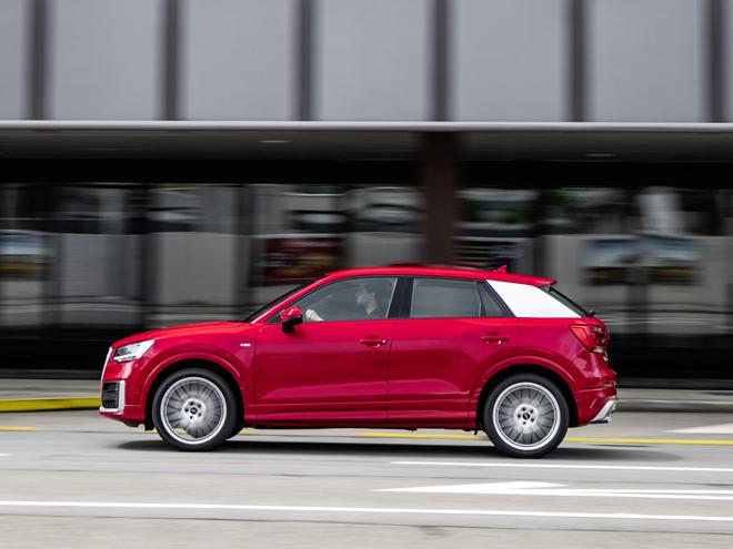 アウディで最もコンパクトでクーペライクな都会派SUV Q2(海外試乗)