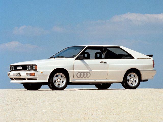▲写真は80年代に世界中の自動車ファンが憧れた世界初のフルタイムスポーツ4WD、アウディ クワトロ。筆者が検索したときはヒットしなかったが、希にこういったお宝が流通していることもある