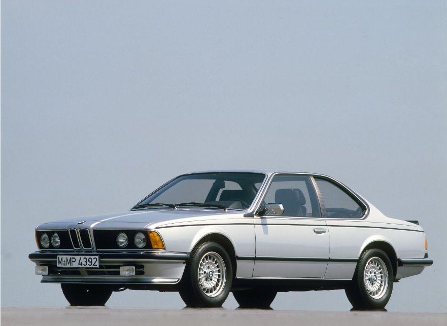 ▲76年に登場した際は「世界一美しいクーペ」と各方面から評された、E24こと初代BMW 6シリーズ。現在の流通の中心は、トルクフルかつスムーズきわまりない3.5Lエンジンを搭載する635CSi