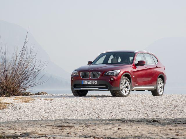 ▲旧型BMW X1という万能型クロスオーバーで、ぜひ「行動の自由」ってやつを獲得してください!