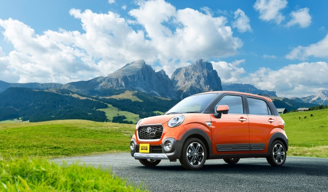 ▲ダイハツの軽自動車OEMはトヨタで多くの車種が購入可能。ただ、看板車種のムーヴだけはOEMされていない