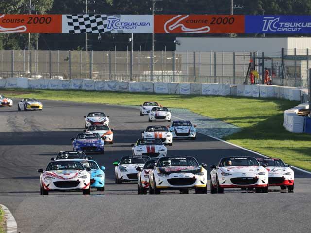 ▲27回目を迎える伝統あるレース。自動車に関わるメディアが毎年頂点を目指してしのぎを削る