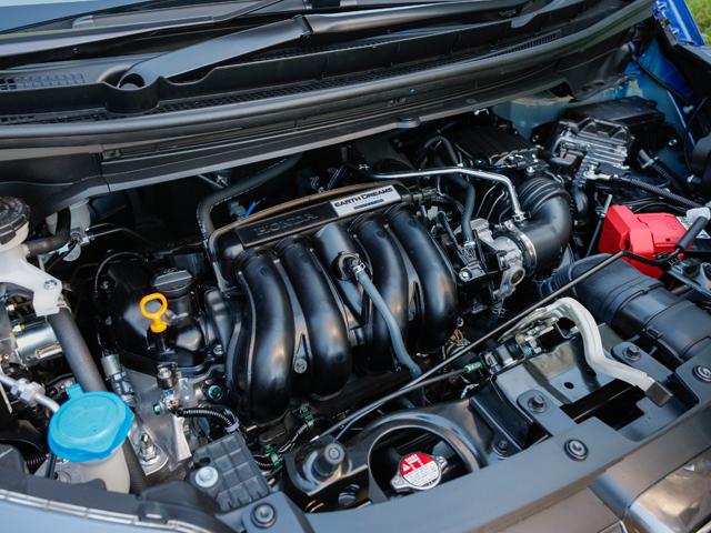 ▲ハイブリッド車のエンジン(写真)は環境性能の高いアトキンソンサイクルとなる