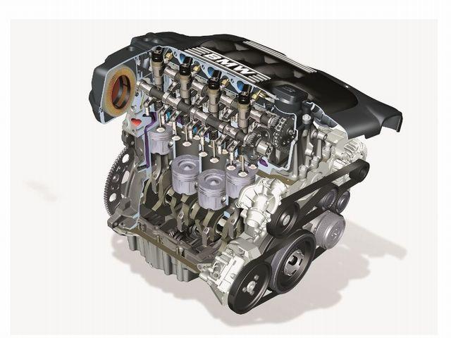 ▲BMWというと直列6気筒エンジンがまずは思い浮かびますが、旧型3シリーズの320iに搭載されたこの直列4気筒エンジン(N46B20B)も、直6に引けを取らない気持ち良さがあるエンジンです