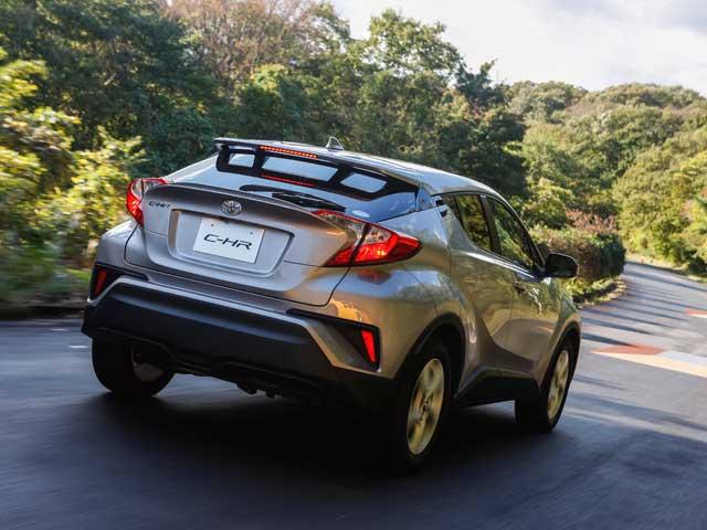 ▲満を持して登場したトヨタのコンパクトSUV。北米やヨーロッパなどでもこのセグメントは年々人気が高まっている