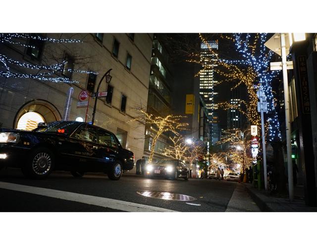 ▲こちらは日本橋高島屋前。派手な演出ではありませんが、時間つぶしにちょっと周るのにはちょうどいいかも?