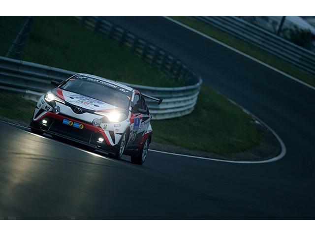 ▲TOYOTA C-HR Racing