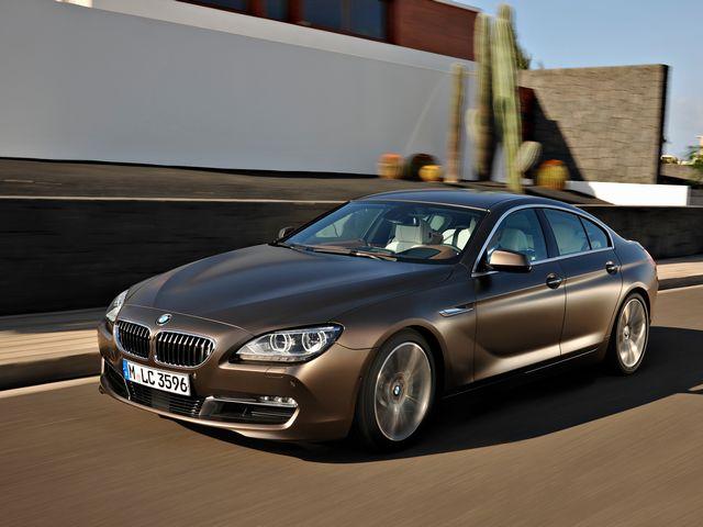 ▲現行6シリーズをベースに作られた4ドアクーペ、BMW 6シリーズグランクーペ。まだまだ現役感たっぷりな1台であるにも関わらず、その中古車相場は今、妙にお買い得な状況になっています
