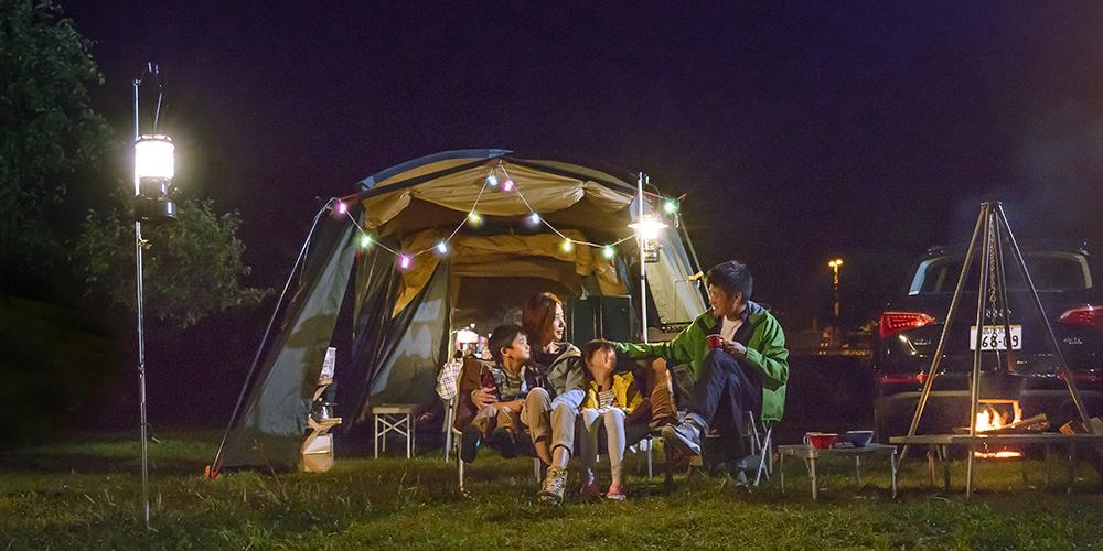 週末はキャンプへ! 家族みんなが「また行きたい」と言う最高の思い出